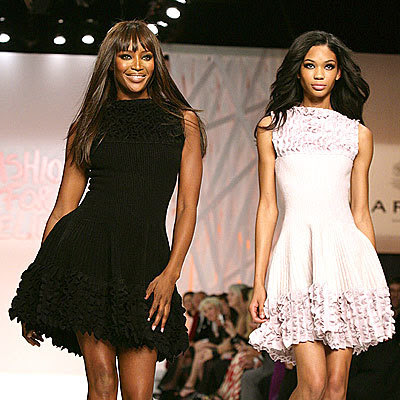 naomi+and+chanel+iman3 Its A Motherf ing Walkoff