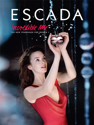 escada Free Sample of Escada Incredible Me Perfume!