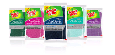 scott+brite+nail+saver Scotch Brite Idea For Your Manicure