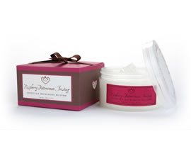 Sweet Treat: Jaqua Raspberry Buttercream Giveaway