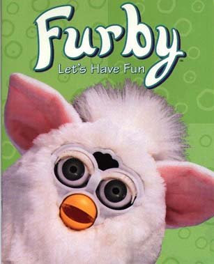furby 90s Ladies Week: Bright Eyed And Bushy Tailed, Like Furby!
