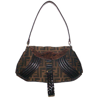 fendi+bag Ideeli Secret Fendi Handbag Sale!