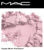 mac+swoon Kim Kardashian Makes Men Swoon By Using MAC Blush