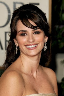 penelope+cruz Golden Globes Gorgeous: Penelope Cruz