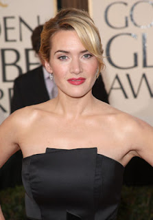 kate+winslet Golden Globes Gorgeous: Kate Winslet