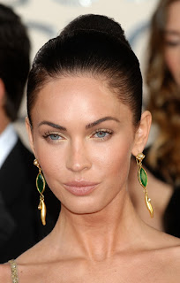 megan+fox Golden Globes Gorgeous: Megan Fox
