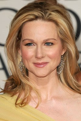 laura+linney Golden Globes Gorgeous: Laura Linney and Christina Applegate