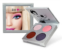 Barbie Talking Palette Barbie Loves Stila: Barbie Gets All Dolled Up for Her 50th Anniversary