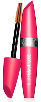 lashblast+luxe CoverGirls New LashBlast Luxe Mascara