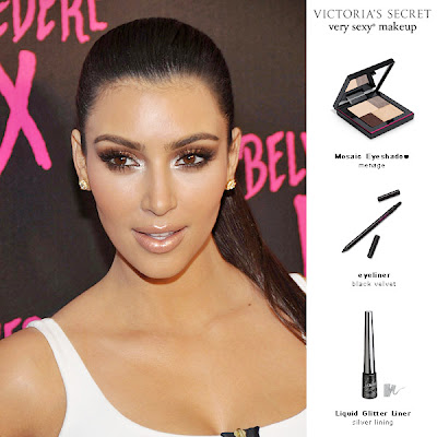 kim+kardashian+belvedere+ix+launch+party Kim Kardashians Red Carpet Makeup Essentials