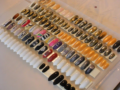New York Fashion Week: Trip to the Creative Nail Design Studio