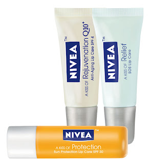 Tubes Stick Nivea Lip Care Giveaway!!!