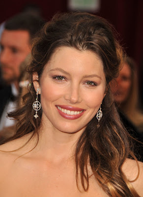 jessica+biel+oscars+2009 Oscars 2009 Beauty: Jessica Biel