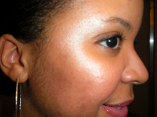 spoiled+pretty+chiseled+cheekbones Video Tutorial: Chiseled Cheekbones With MAC Cream Colour Base