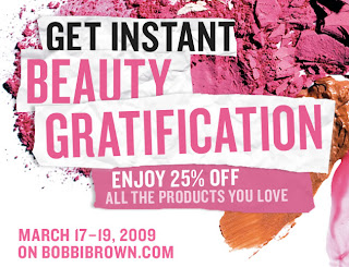 bobbi+brown+instant+gratification Instant Gratification: 25% Off at Bobbi Brown!