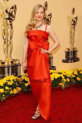 Amanda Seyfried academy awards 2009 Oscars 2009 Beauty: Amanda Seyfried