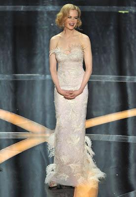 nicole kidman academy awards 2009 Oscars 2009 Beauty: Nicole Kidman