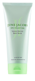 vanda orchid body balm June Jacobs Vanda Orchid Collection Giveaway!