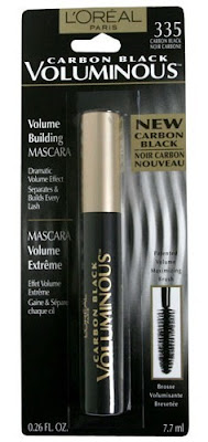 loreal+voluminous Recessionistas Fabuless Pick of the Week: LOreal Voluminous Mascara in Carbon Black