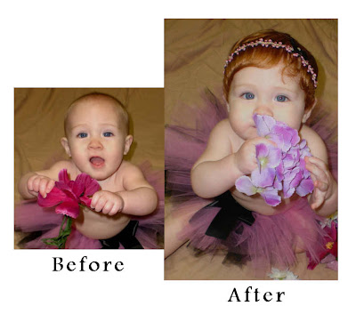 baby+bangs+before+and+after Baby Bangs: For The Girl Who Has Everything...Except Hair