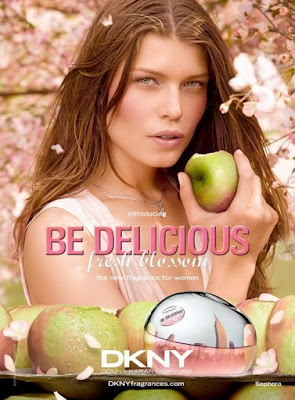be delicious fresh blossom DKNY Be Delicious Fresh Blossom Giveaway Winner