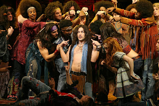 HAIR Broadway  3 Bumble and bumble Partners with Rock Musical HAIR