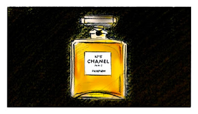 chanel+n+5 Chanel Debuts Train de Nuit, Starring Audrey Tautou