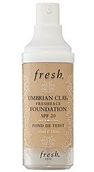 fresh+umbrian+clay+foundation New From Fresh: Umbrian Clay Freshface Foundation &amp; Brown Sugar Body Cream