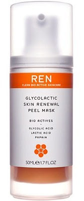 REN+glycolactic+skin+renewal+peel+mask Phone A Friend About REN Glycolactic Skin Renewal Peel Mask