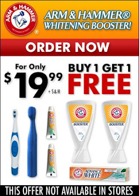 arm+and+hammer+whitening+booster Arm & Hammer Does Infomercials?