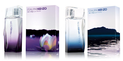 kenzo+indigo Kenzos New Fragrances: For Indigo Girls & Boys