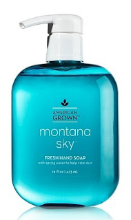 bath+and+body+works+montana+sky+hand+soap All American: Bath &amp; Body Works American Grown Collection