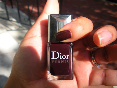 Dior+Vernis+in+Violine+Mystique Pre Order Dior Melisse NOW at Nordstrom