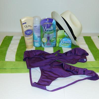 spoiled+pretty+venus+giveaway Happy Birthday, Bikini: Venus Razor Giveaway