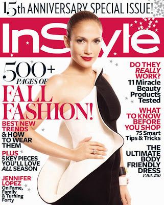 jennifer lopez instyle september 2009 cover InStyle Presents 15 For Fall