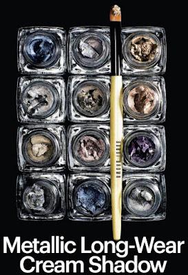 Bobbi Brown Metallic Long Wear Cream Shadow Collection
