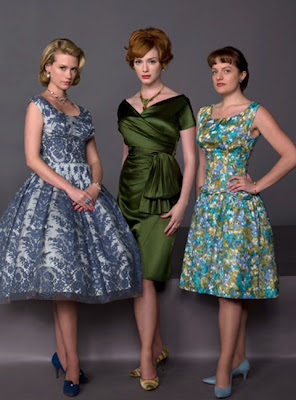 mad+men+women Q&A With Lana Horochowski, Mad Mens Makeup Department Head