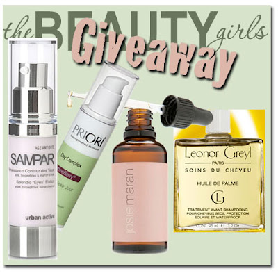  The Beauty Girls Giveaways: Day 2
