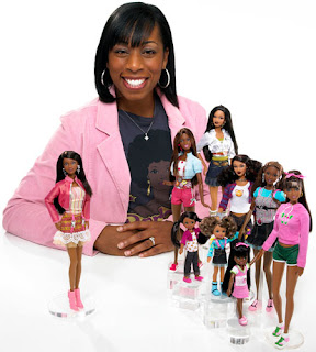 so+in+style+barbie Mattel Introduces Black Barbies, To Mixed Reviews