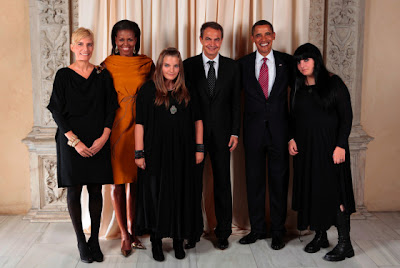 obamas+and+spanish+prime+minister How Do You Say Goth In Spanish?