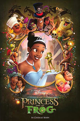 princess+and+the+frog+poster Disneys The Princess and the Frog