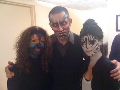 mac+halloween+4 MAC Halloween Looks on The Early Show
