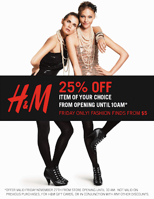 hm+black+friday+sale H&M Black Friday Sale