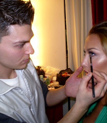 sky nellor1 behind scnee1 Makeup Mondays With Mario: 5 Tips to Being a Successful Makeup Artist