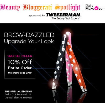 tweezerman Beauty Bloggerati Spotlight: Sponsored by Tweezerman
