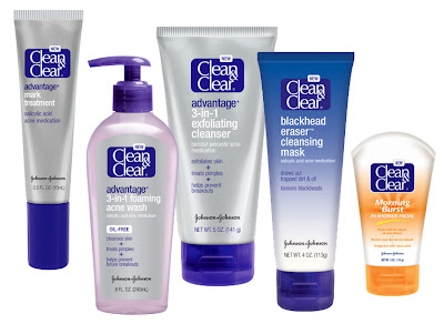 clean+and+clear Winner of the Clean & Clear Giveaway