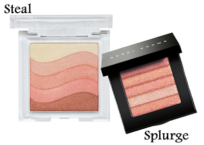 physicians+formula+shimmer+strips+vs+bobbi+brown+shimmer+bricks Drugstore Beauty Must Haves!