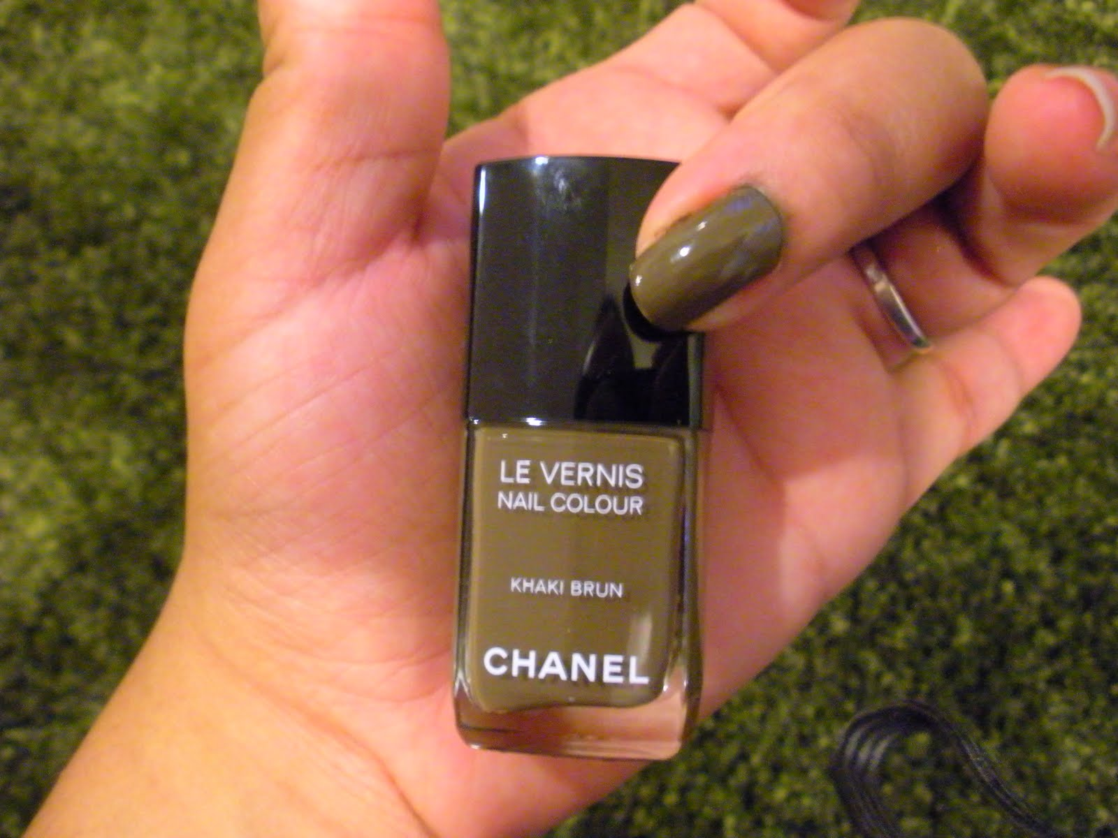 Les Khakis De Chanel Nail Polish – Spoiled Pretty