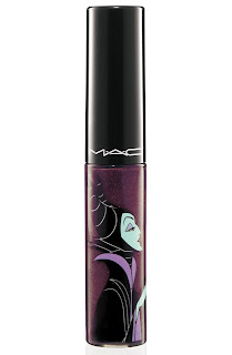 VenomousVillains Maleficent Lipglass WrongSpell 300 MAC Venomous Villains