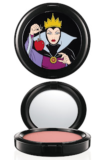 VenomousVillians EvilQueen BeautyPowder2 OhSoFair 300 MAC Venomous Villains